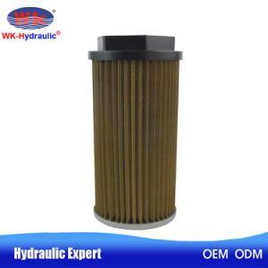 Succión de acero inoxidable Filtro de aceite hidráulico