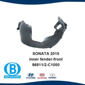 A Hyundai Sonata 2015 Interna do Paralama 86528 86527-C1000-C1000
