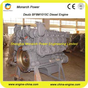 De Dieselmotor van Deutz voor Sale (Deutz BF8M1015)