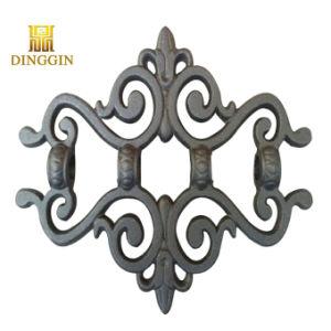 新式の錬鉄の手すりのBalusterのポストのバルコニーの柵