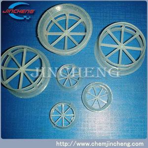 Chemical TowerのためのプラスチックCascade Mini Ring