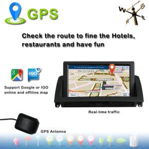 Percorso anabbagliante per il contenitore di automobile TV di C W204, OBD, percorso di GPS del Android 7.1 di Carplay di GPS del collegamento di WiFi della LIMANDA