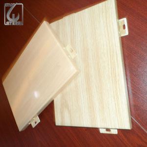 Perfil de aluminio para la construcción de materiales de construcción usa
