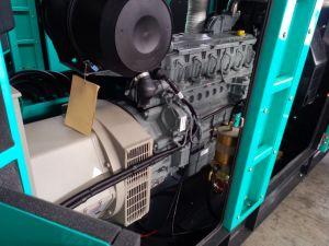 50Hz Type insonorisées 100kVA Groupe électrogène Diesel Powered by moteur Deutz