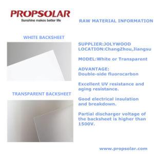 A elevada eficiência Mono PV Painel Solar gerador de energia 300W com marcação, TUV
