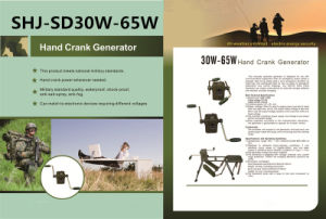65W Portable Manivela Gerador (SHJ-SD65W)