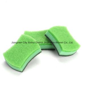 (Fa-SP14) la esponja de limpieza Scourer cocina ecológica