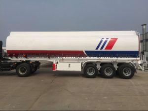 China 3 ejes de la marca Fuwa 42 cbm Petrolero de carbono