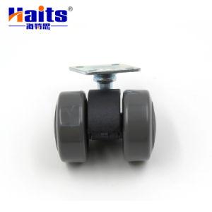 Les roulettes-guides amovible de meubles de haute qualité en fauteuil roulant Roulette à double roue
