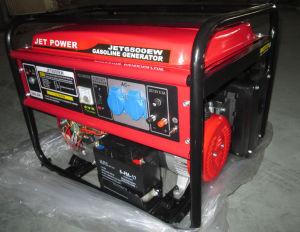2.5kw 2.5kVA 바퀴를 가진 휴대용 가솔린 발전기