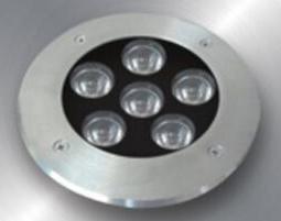 LED CREE bajo tierra la Luz, luz de alta potencia en el suelo