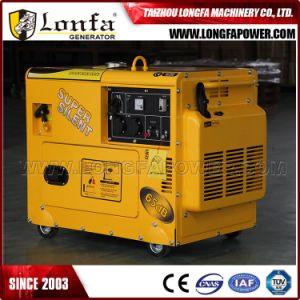 generatore di potere silenzioso eccellente a quattro tempi di 170f 3kVA Gsoline con Ce