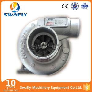 Turbocompressor van pc120-6 Graafwerktuig van de motor 4D102 de Turbo voor Delen 6732-81-8100