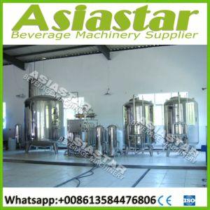 産業天然水の処置システム