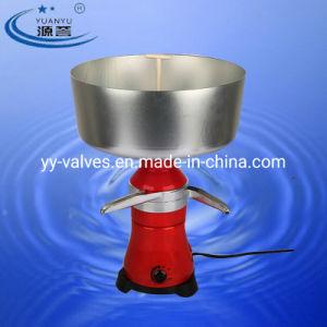 Creme de leite do Separador centrífugo eléctrico 80L/H-100L/H