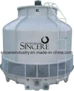 プラスチックのための50t高品質の円形の冷却塔