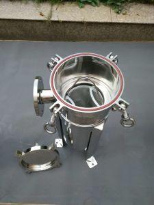 1p2s Saco de entrada lateral do alojamento do filtro
