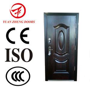 Heiße Verkaufs-China-Sicherheits-Stahl-Tür