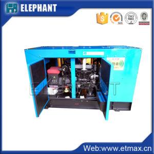 Generatore diesel portatile della soluzione 28kw 35kVA di potere