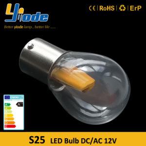 S25 Ba15s ba15D Bay15D sem oscilações lâmpada LED de 3 W
