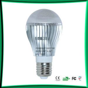 LED-Birne mit Ahico Kühlkörper-Entwurf, Unterseite E27/E14/B22 (LC-Y1027)