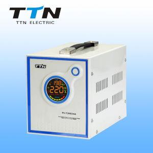 PC-TCR Control de relé inteligente de la serie AC estabilizador de voltaje automático