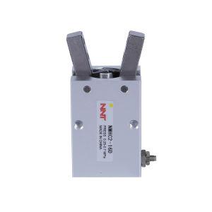 Pinzas de aire del cilindro de gas de los dedos el actuador neumático pinzas las pinzas de cilindro neumático MHC2