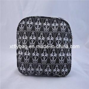 Женщин на холсте косметический мешок (fly-CS-055)