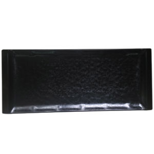 100 % de la mélamine fini mat vaisselle/Rectangle/la plaque de la plaque de mélamine (IW13928-13)
