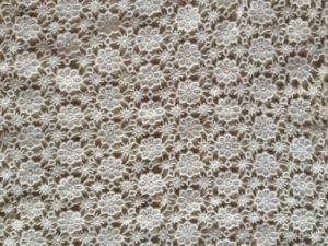 Tissu de coton à 100 % de la dentelle pour Ladies Garment (BP-039)