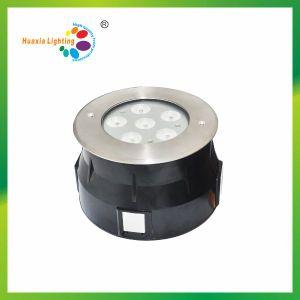 6With18W Highquality Edelstahl LED Inground Light