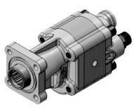 Pompe hydraulique à engrenages