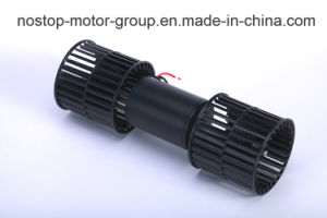 DC Motor calentador coche con dos impulsores (NDC4030D12).