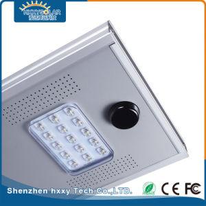 IP65 15W комплексного использования солнечной энергии для использования вне помещений светодиодные лампы уличного освещения