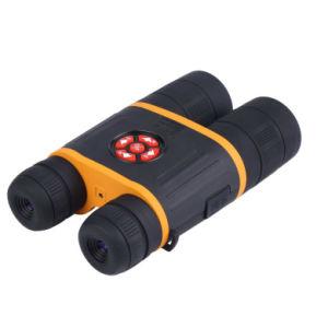 El zoom digital portátil HD telescopios y binoculares con GPS