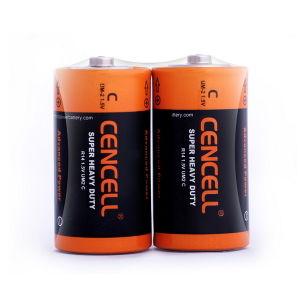 Supertrockene Hochleistungsbatterie C/R14/Um2