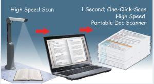 Eloam Portable Document Scanner, Sdk Development를 가진 Document Management Archive
