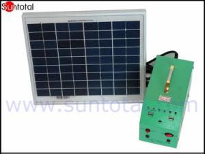 A Estação de Energia Solar Energia solar 10W (STS010)