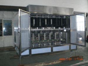 자동적인 실내 솔 배럴 기계 (TN-600)