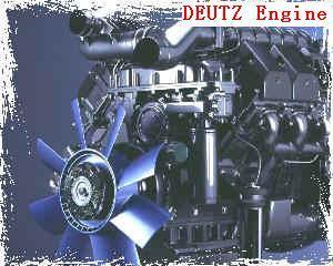 Deutz/Khd Motor (bekwaam-D012)