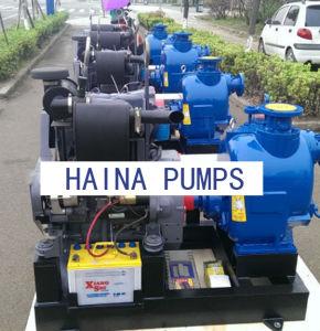 3 pouces centrifuge à amorçage automatique moteur Deutz diesel refroidi par la pompe à air