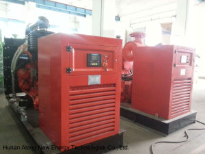 120kw biogas Generator/CHP