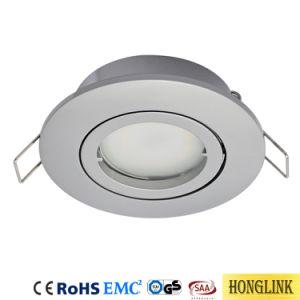 Torsion und Lampen-Decke des Verschluss-LED beleuchten unten