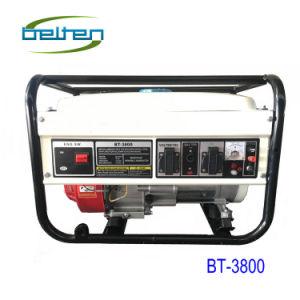Bt3800 2.5kw 가솔린 발전기를 가동하는 휴대용 구리 철사 힘 반동