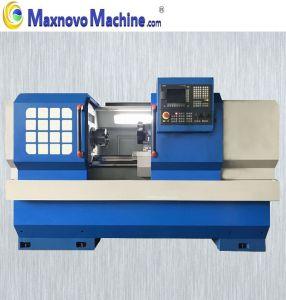 Het Horizontale Metaal die van de Hoge Precisie van China CNC de Machine van de Draaibank (mm-CK6140X1000) draaien