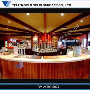 Hoogste Kwaliteit om Staaf van het Restaurant van de Staaf de Tegen Marmeren