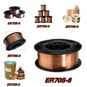 Сварочная проволока ER70s-6 1,2 мм в барабаны