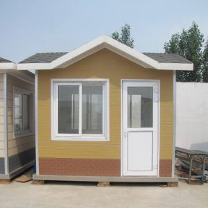 Bastidor de la estructura de acero prefabricados Elegent Edificio para oficina (TW-KD001)