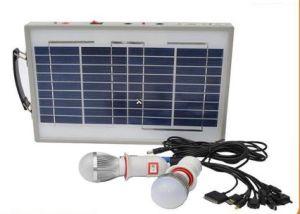 Lámpara Solar La Energía Solar Generador Solar System pdas-1210