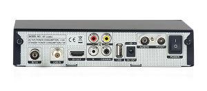 Combo Freesat V7 S2+T2 Receptor de Satélite Digital de Alta Definição